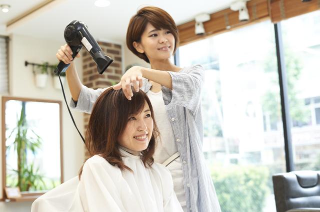 美容院の経費削減